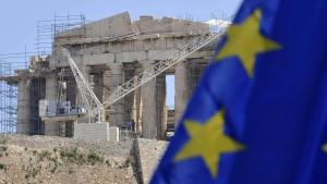 Die Zinsen sind nicht schuld an Griechenlands Not