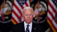 Joe Biden am 18. August in Washington