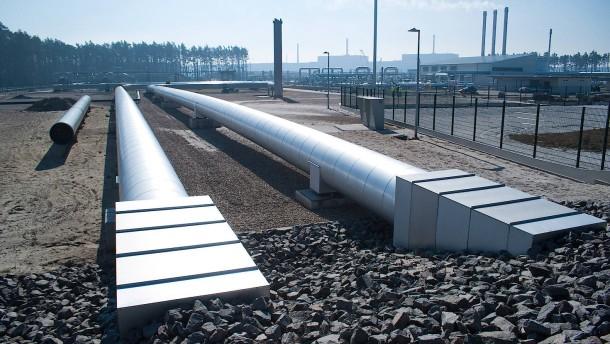 Widerstand gegen Putins Pipeline wächst