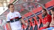 Götze soll den FC Bayern verlassen