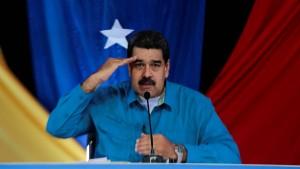 Venezuelas Staatschef will eine neue Verfassung