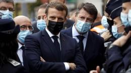 Frankreich ruft höchste Terrorwarnstufe aus