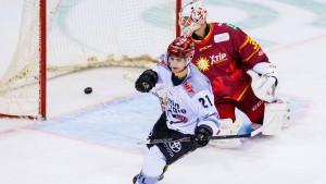 Kölner Haie gewinnen erstes Derby gegen Düsseldorf