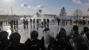 Klimawandel im Kosovo