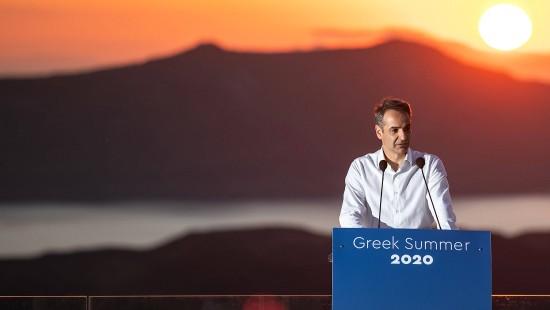 Tourismus in Griechenland ist zurück