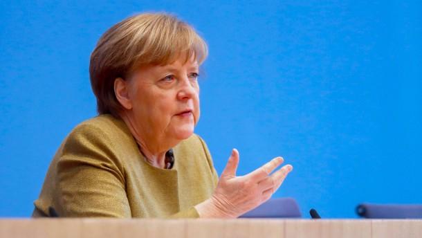 """Merkel: """"Grenzkontrollen sind für uns die Ultima Ratio"""""""