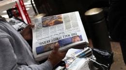 Urteil gegen amerikanische Journalistin wegen Terrorpropaganda aufgehoben