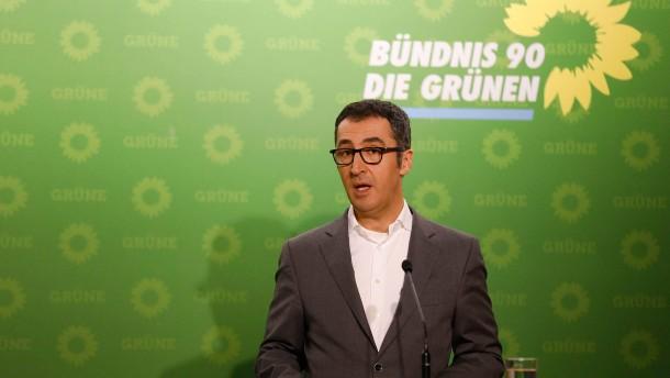 Özdemir bringt Kandidaten für neue Grünen-Spitze ins Spiel