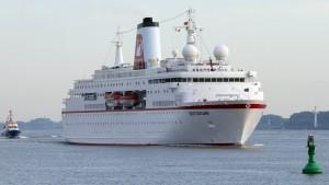 Traumschiff-Kapitän und Deilmann vergleichen sich