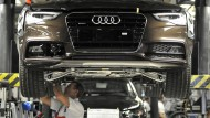 Audi ruft 850.000 Autos zurück