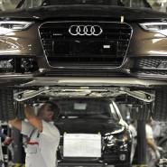 850.000 Audi A4 müssen noch einmal in der Werkstatt überprüft werden