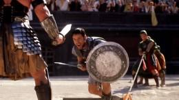 Gladiatorenrüstung unter dem Hammer