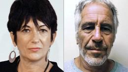 Epstein-Vertraute Maxwell muss in U-Haft bleiben