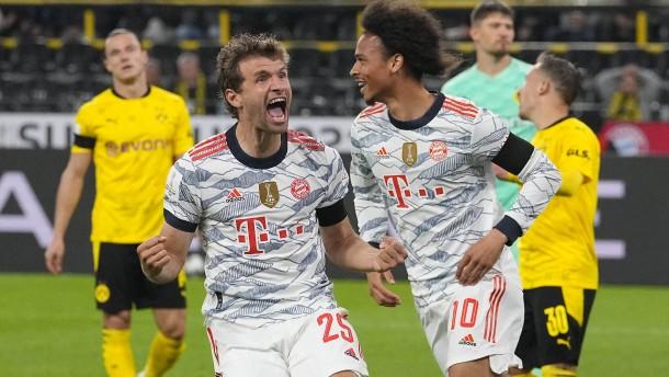 Münchener Machtdemonstration im Supercup