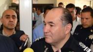 Mexikos Präsident feuert Polizeichef