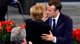"""""""Europa darf die Welt nicht ins Chaos abgleiten lassen"""""""