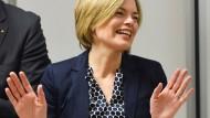 Will (vorerst) in Mainz bleiben: die rheinland-pfälzische CDU-Vorsitzende Julia Klöckner