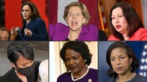 Welche Frau wird Vize von Joe Biden?