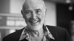 Filmstar Sean Connery im Alter von 90 Jahren gestorben