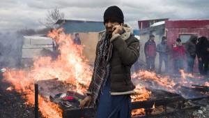 Frankreich droht England mit tausenden Flüchtlingen