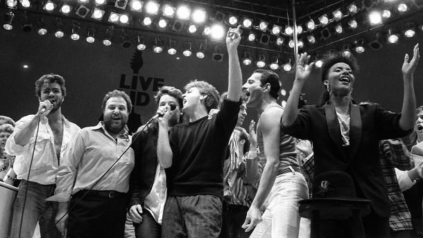 Zeit für ein neues Live Aid Konzert?