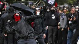 Krawalle bei Protesten gegen Macrons Arbeitsmarktreformen