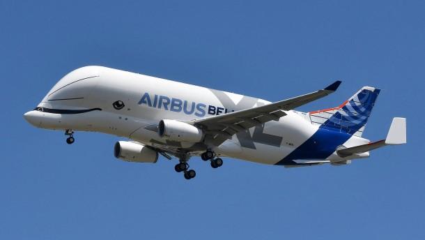 Boeing überflügelt Airbus in Farnborough