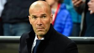 Zidane und die Woche der Prüfungen