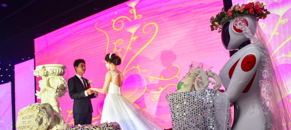 Verrückte Hochzeitstrends In China Immer Mehr Paare Greifen
