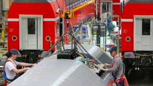 Bombardier will keine Standorte schließen