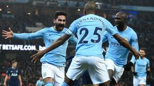 Gündogan leitet Manchester Citys Sieg ein