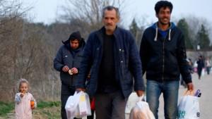 Ankara will mehr als nur einen neuen Migrationspakt von der EU