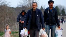Ankara will mehr als nur einen neuen Migrationspakt