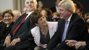 Drei Stimmen für den Ministerpräsidenten