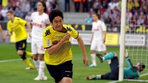 Auch Dortmund kann hoch gewinnen
