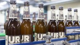 Bierbrauer unter Druck