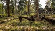 Ein Archäologenteam von der Universität Sydney hat riesige mittelalterliche Siedlungen und Tempelanlagen in der Nähe von Angkor Wat entdeckt.
