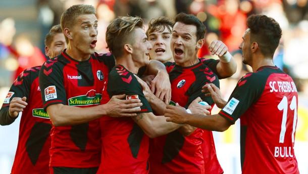 Die Freiburger Heimserie hält