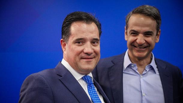 """""""Die griechische Gesellschaft ist gereift"""""""