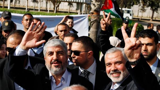 Die dritte Geburt des Khaled Meschal