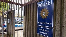 """""""Hauptstadtpolizei als Spiegelbild der Gesellschaft"""""""