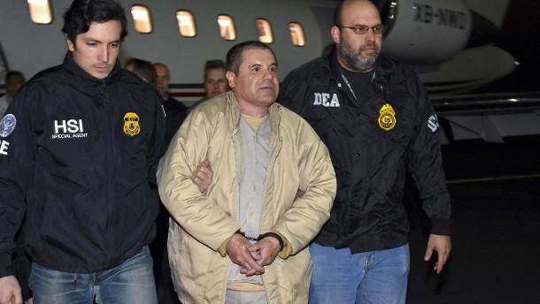200 Tonnen Kokain und 33 Morde