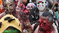 Tausende Untote erobern Mexiko-Stadt