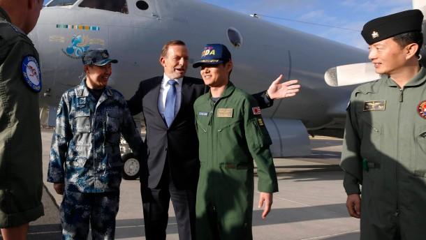 Australien will Suche nach Flug MH370 nicht aufgeben