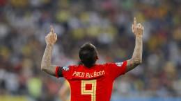 Spanien und Italien auf Kurs