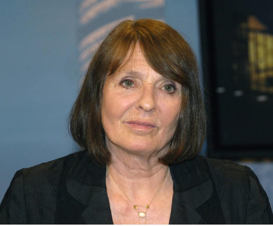 """Die Schriftstellerin Monika Maron wurde durch ihren Roman """"Animal triste"""" bekannt."""