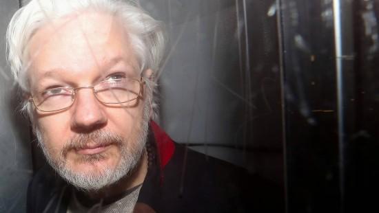 Trump soll Wikileaks-Gründer Straffreiheit angeboten haben