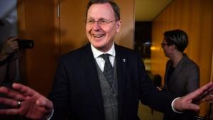 Ramelow soll Ministerpräsident werden