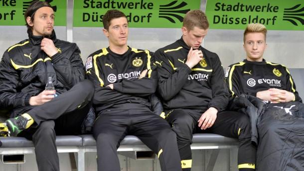 Dortmunds 1b-Elf reicht auch