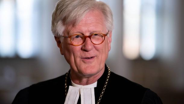 EKD-Vorsitzender lehnt assistierten Suizid innerhalb der Kirche ab